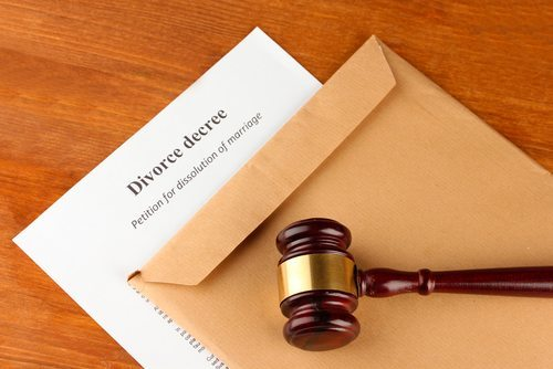 divorce decree in Bergen County, NJ