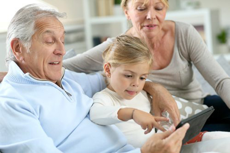 Grandparents' Visitation Rights in New Jersey