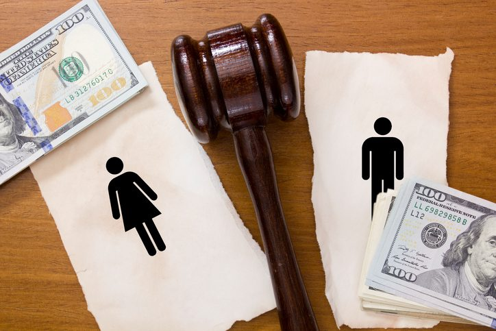 Equitable Distribution vs. Equal Distribution of Property in a Divorce