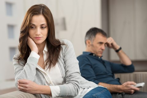 Can You Experience Grief During a Divorce?